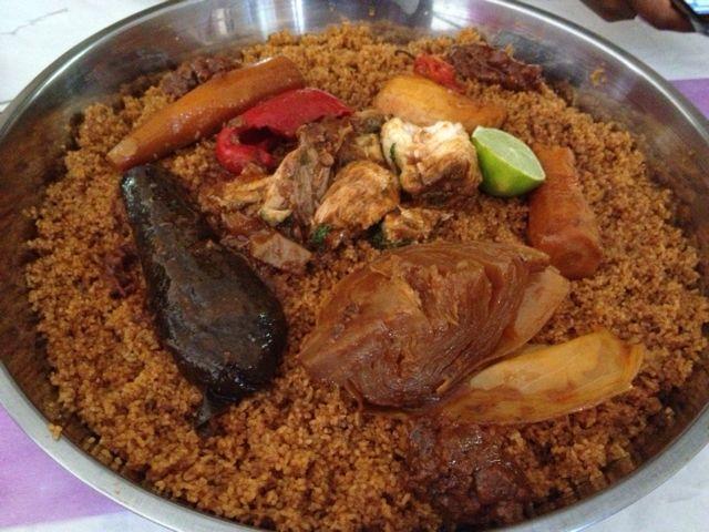 Tiep bou dienn s n galais - Recette de cuisine senegalaise ...