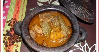 La sauce Gnangnan