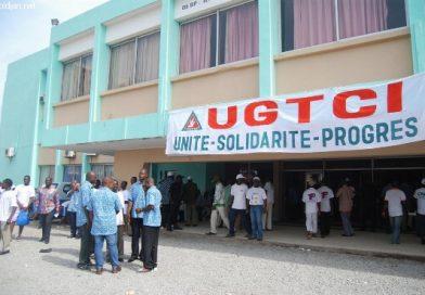 Différend à la tête de l'UGTCI: un affrontement entre gendarmes et policiers évité de justesse