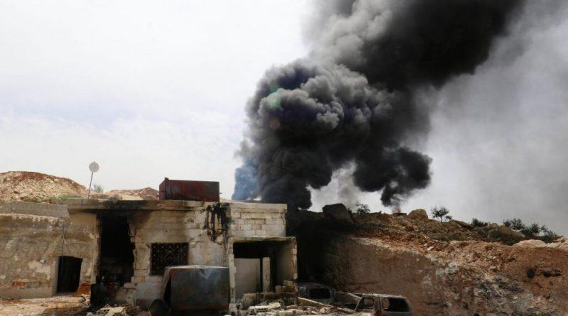 Syrie: raids meurtriers sur des hôpitaux de la province rebelle d'Idleb