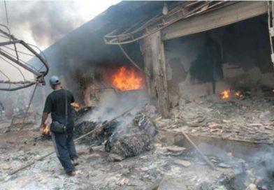 Black-market d'Adjamé en feu: D'importants dégâts matériels