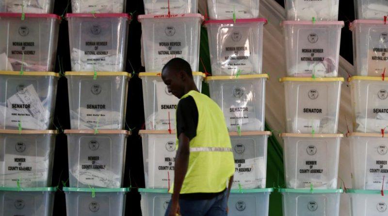 Kenya: la Nasa accuse Cambridge Analytica d'avoir trafiqué la présidentielle