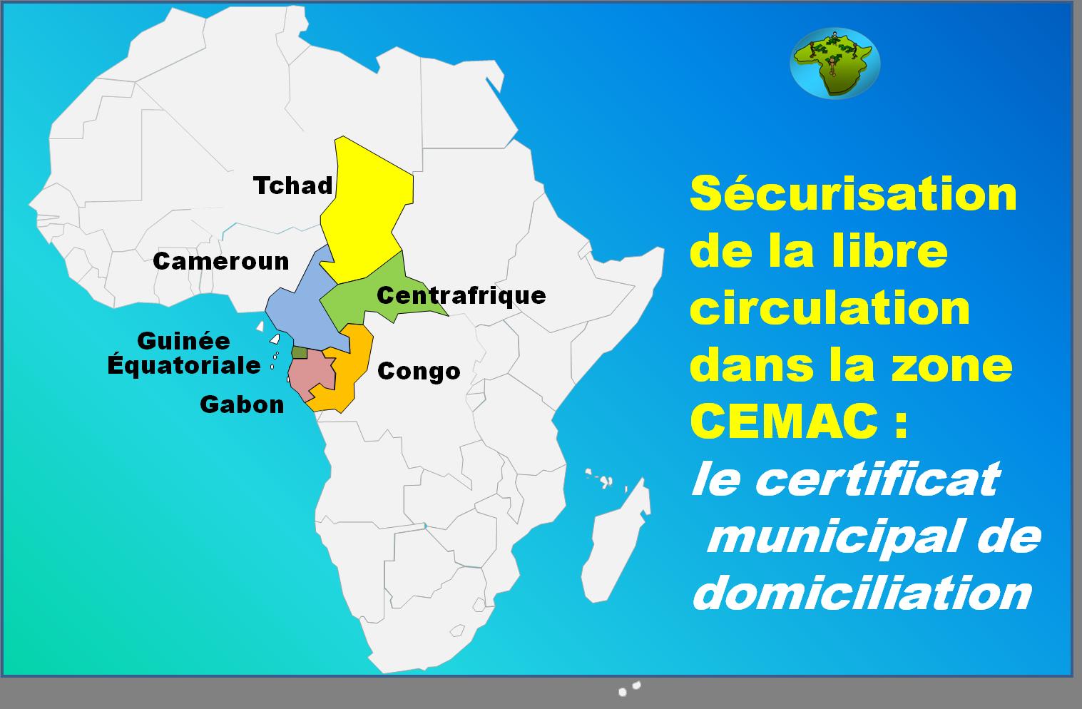 le gabon supprime les visas pour les ressortissants d u2019afrique centrale carrefourivoire net