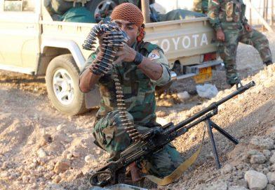 L'armée irakienne contrôle la province de Kirkouk