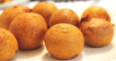 Beignets sucrés (beignets soufflés appellation camerounaise)