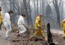 Incendies en Californie: les recherches continuent dans les ruines de Paradise