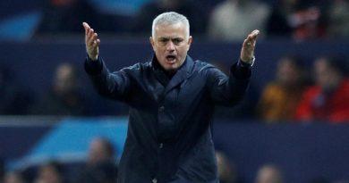 Foot: Manchester United vire son entraîneur José Mourinho