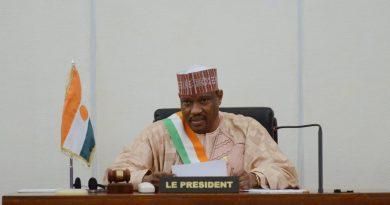 Niger : l'opposant Hama Amadou est rentré à Niamey