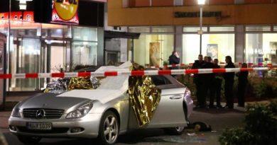 Allemagne: huit personnes tuées dans des fusillades près de Francfort