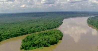 Le lac Kivu, un lac au pouvoir explosif en RDC