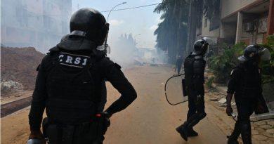 Levée du blocus autour de la résidence de Affi N'Guessan
