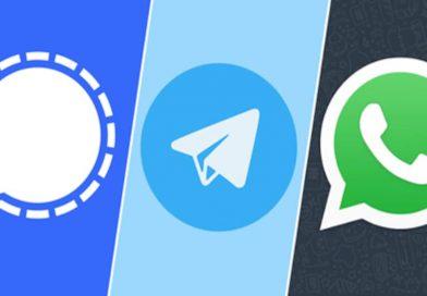 WhatsApp, Signal, et Telegram : comment ils diffèrent et lequel offre le plus de confidentialité