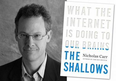"""Nicholas Carr : """"nous devenons moins intelligents, plus fermés d'esprit et intellectuellement limités avec la technologie"""""""