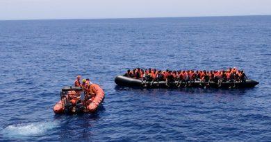 Libye : une centaine de personnes secourue en méditerranée