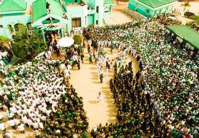 RDC : l'église Kimbaguiste souffle ses 100 bougies