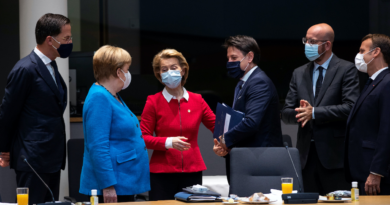 Sommet de l'UE: face à la Pologne, les Européens entre dialogue et fermeté