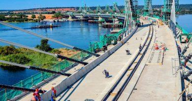 Le Botswana et la Zambie reliés par un pont route-rail