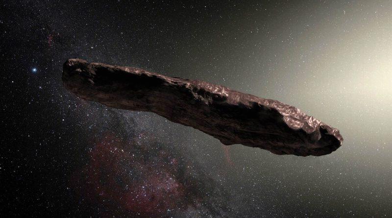 Les visiteurs de l'espace profond qui déconcertent les scientifiques : ces objets extraterrestres qui ont visité notre système solaire