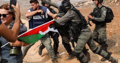 Violences au Proche-Orient: vers l'embrasement entre Israéliens et Palestiniens?